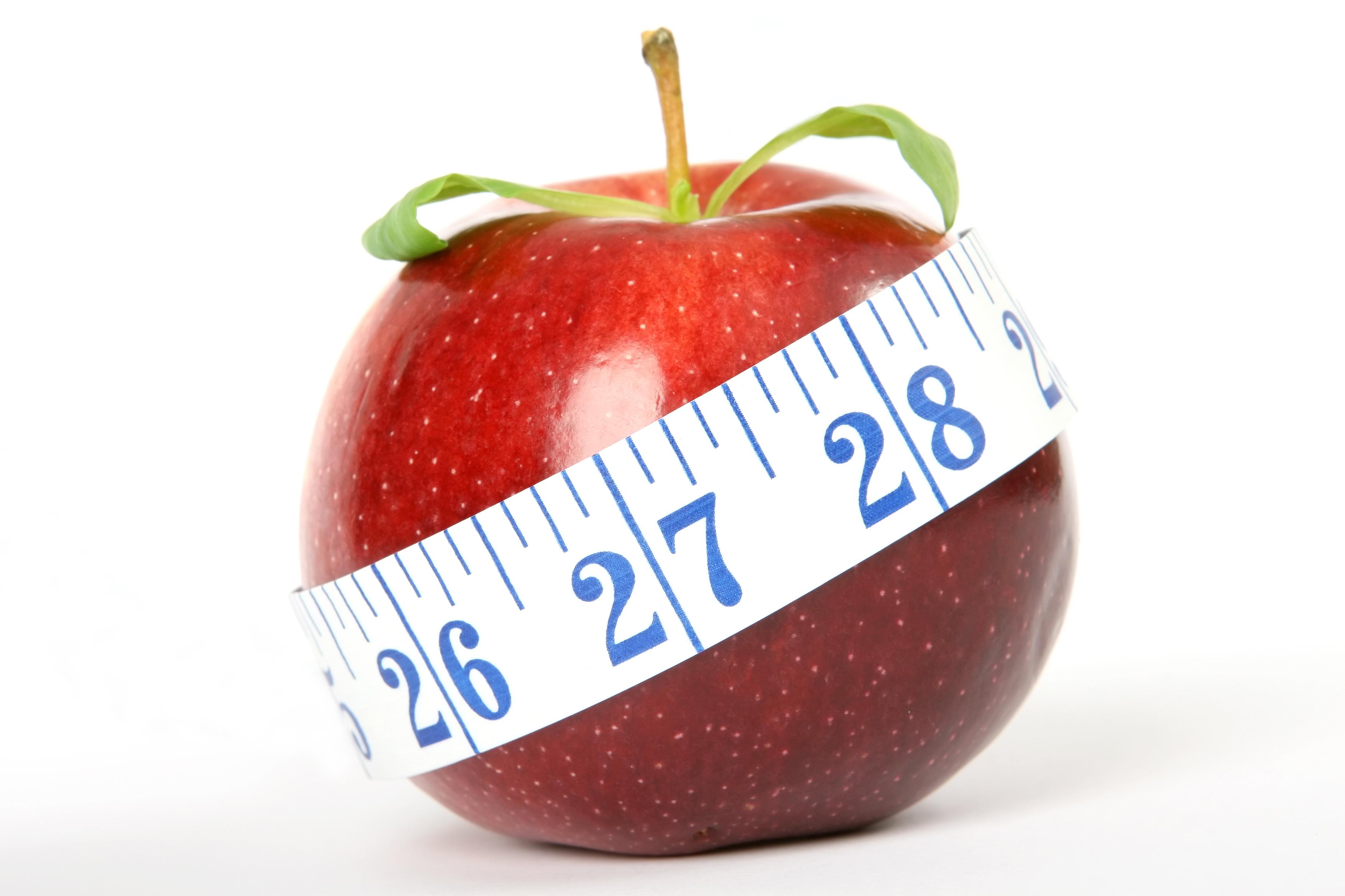 Det som trengs for å gå ned i vekt