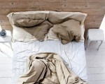 rumpled sheets